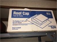Roof Cap & Ducting