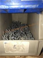 Bins of Nails & Screws