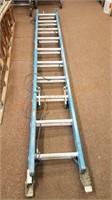 Werner 20' Fiberglass Extension Ladder
