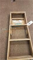 Werner 8' Wood Ladder