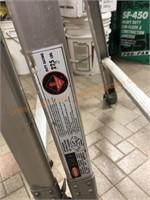 Aluminum Hinged Ladder