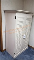 White Wooden Cabinet