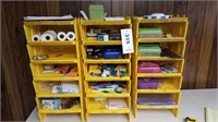 Office supplies with Storage units
