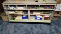 Storage Cabinet & Contents