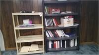 Plastic Shelves