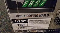 Framing & Coil Roofing Nails