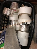 Insulation Tape & Duct Insulation
