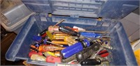 Tool Box & Screwdrivers