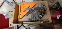 Misc. Carpentry tools