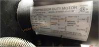 Sanborn air compressor