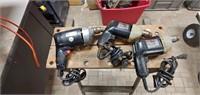 3/8 Electric Drills