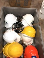 Hard Hats & Safety Glasses