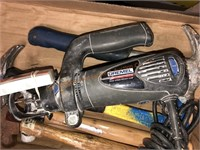 Hammers & Rotary Saw