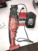 Milwaukee Battery Charger & Sawzall