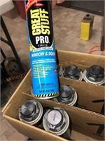 Dow insulating foam sealant