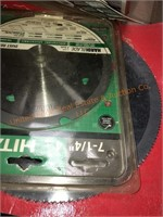 Saw Blades & Grinding Blades