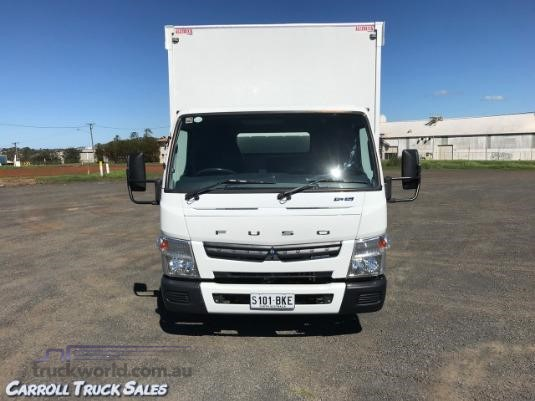 2015 Mitsubishi Canter 515 Duonic Carroll Truck Sales Queensland - Trucks for Sale
