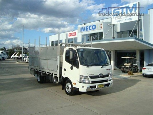 2016 Hino 300 Series 617 Trucks for Sale
