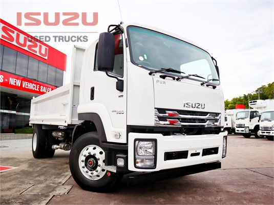 2018 Isuzu FVR Used Isuzu Trucks - Trucks for Sale