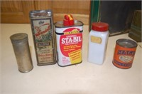Tins and Chein Toy Bank