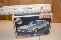 GTO 1969 Chevelle Model