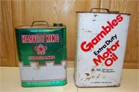Gambles and Harvest King