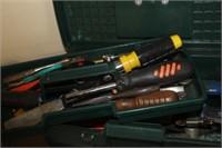 Toolbox of Various Tools
