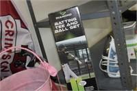 Batting Tee & Ball Set