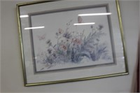 Framed Print,5x31