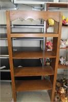 Bookcase, 29x12x64 tall