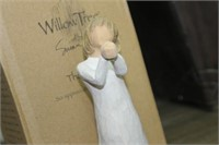 """Willow Tree """"Thank You"""" Figure with Box"""