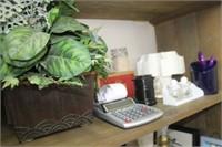 Calculator,Plant,Misc