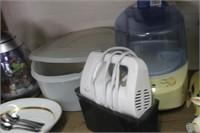 Humidifier,Mixer,Dish Lamp,etc