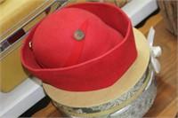 Vintage Ladies Hat in Box