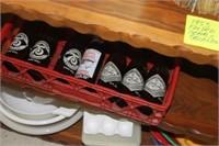 Crate of Sealed Bottles