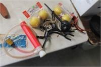 Lot of Fishing/Boat Items