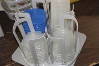 Swivel Organizer & Containers