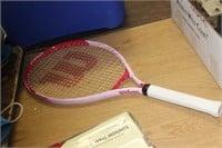 Wilson Tennis Raquet