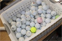 Lot of Golf Balls