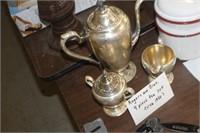 Rogers Silver Plate Tea Set