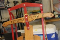 Flexible Flyer Snow Sled