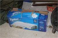 Ziploc Vacuum Sealer System