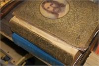 Vintage Bible & Bible Encyclopedia