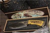 Bear Collector Knife