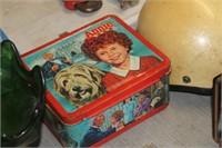 Annie Metal Lunch Box