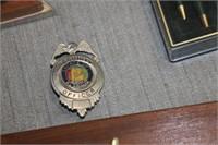 Alabama Security Officer Badge