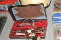 Case of Various Watches
