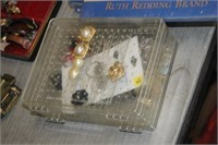 Case of Various Jewelry