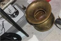 Redskin Brass Spittoon