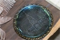 "Independence Hall 8"" Collector Plate"